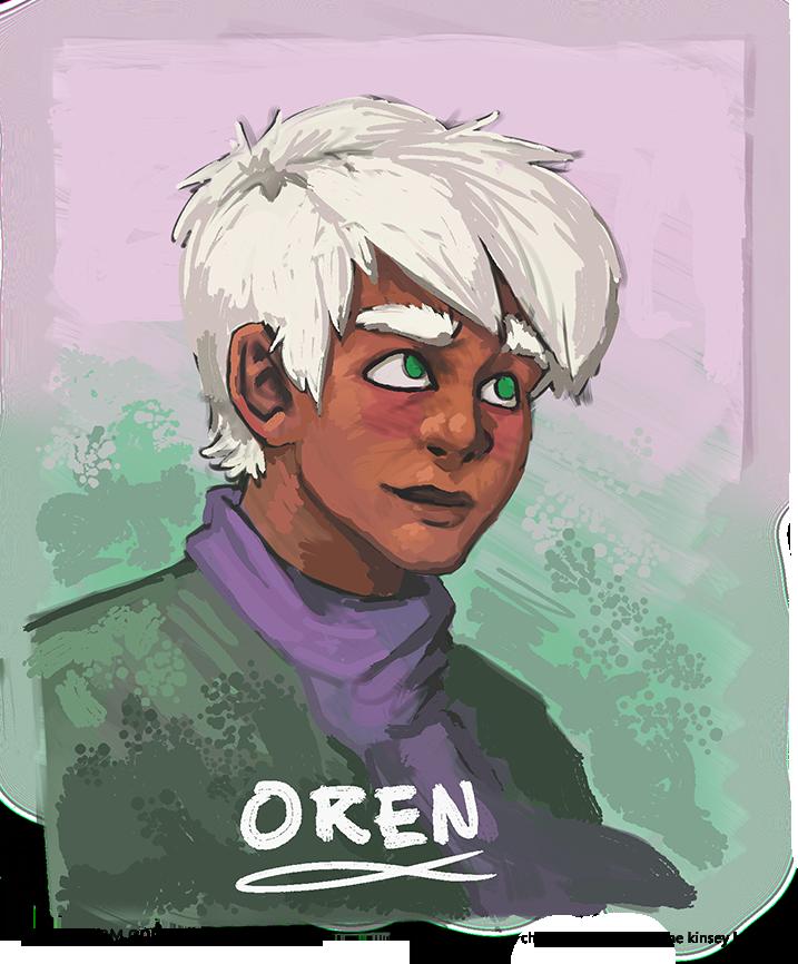 Oren by Pyrosity