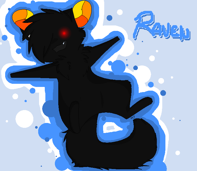 Raven .:PC:. by Snow-Berries