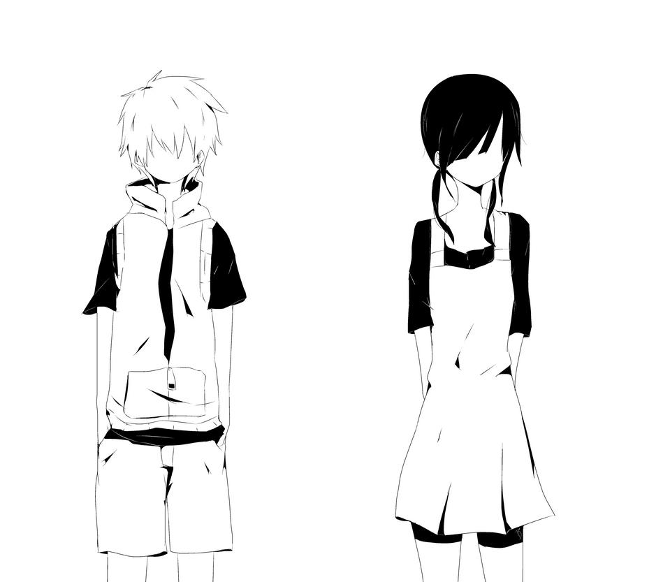 the heat-haze duo by Snow-Berries