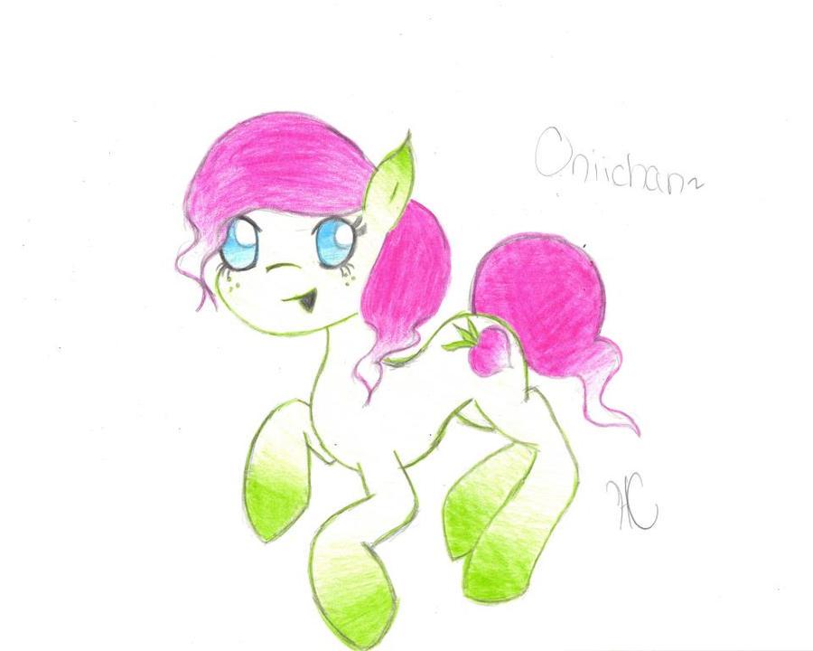 Oneechan by SkittlesThePony1