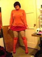 Full Velma by FatBottomedGirl