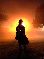Silhouette by FatBottomedGirl