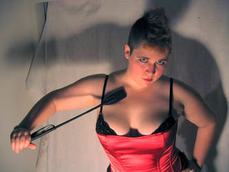 BDSM shoot6 by FatBottomedGirl