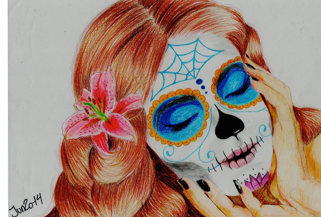 La bella muerte by LineVenie
