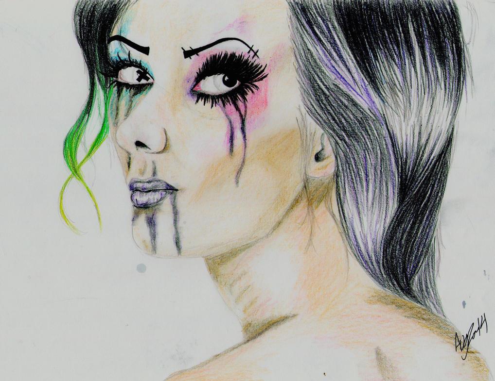Psycho by LineVenie