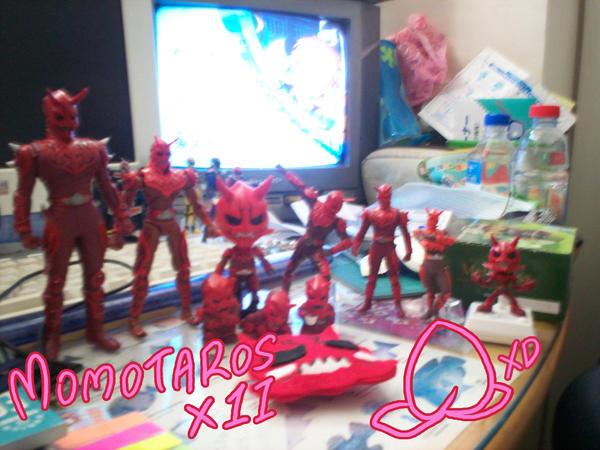 Den-o - My momo collections by Kanzaki-Rinka