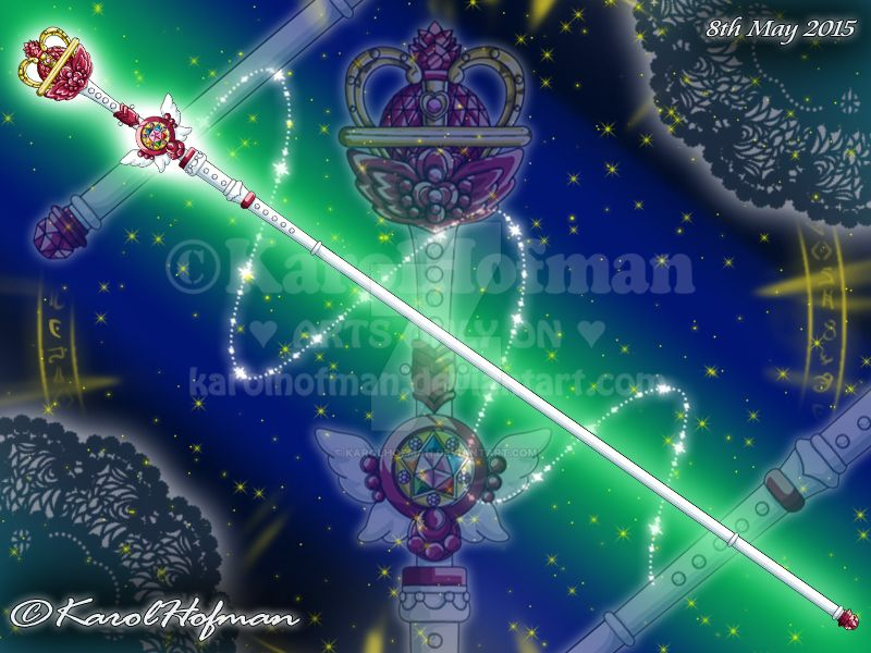 Eternal Sailor Moon Wallpaper To Heal Galaxia with t...