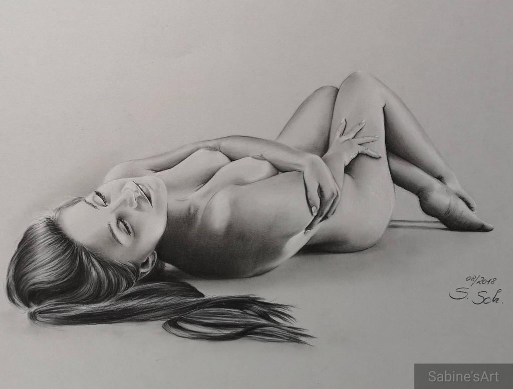 nudeart... by Sabine-S-Art