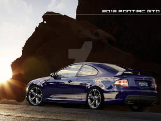 2012 Pontiac GTO by EvolveKonceptz