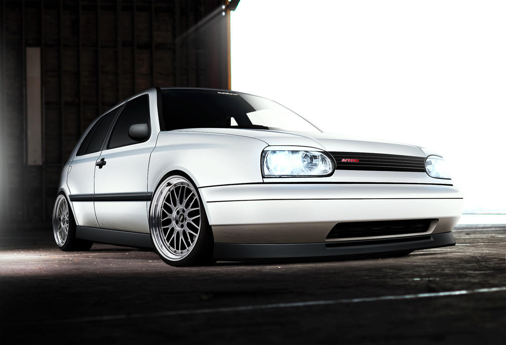 VW Golf III by EvolveKonceptz