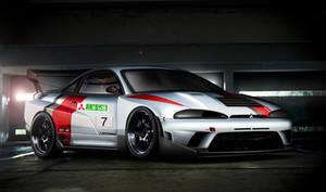 Time Attack Mitsubishi Eclipse
