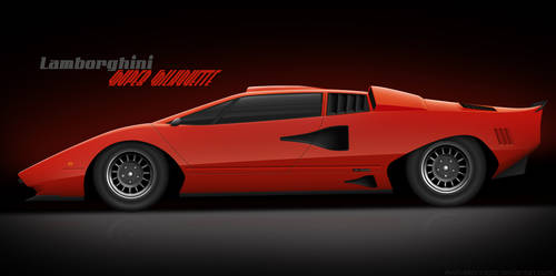 Lamborghini Super Silhouette by EvolveKonceptz
