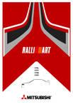 Mitsubishi Ralliart tribute by EvolveKonceptz