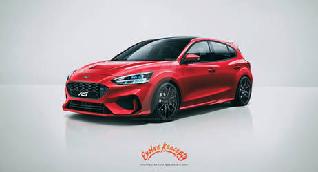 Ford Focus RS 2019