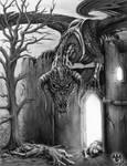 Black Dragon Dracolich