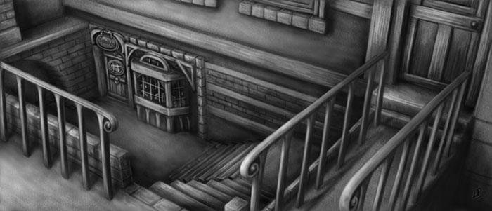 Emporium-sketch by Sheblackdragon