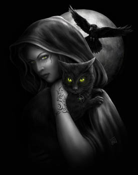 Witch and Familiers