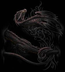 Serpent/ Dragon wrap