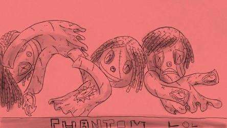 Phantom, an LoL o.c