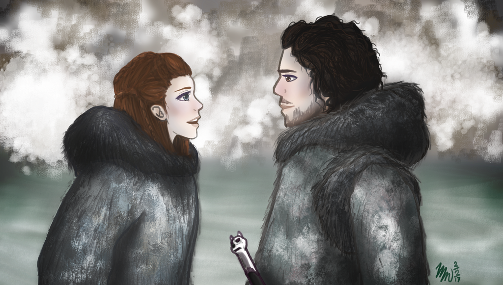 You Know Nothing by meganim