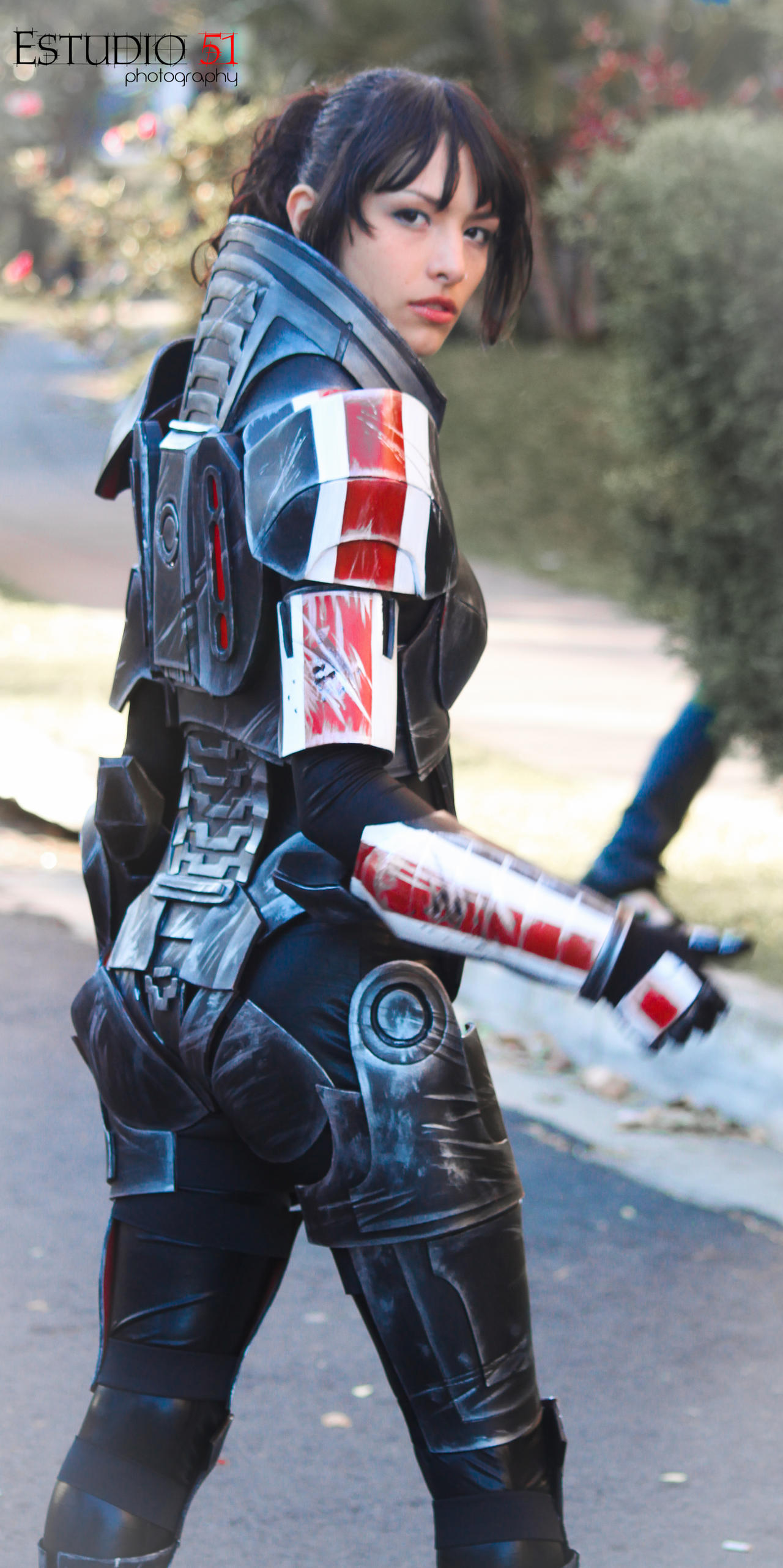Mass Effect by Tenshi no Sekai by DraconPhotography