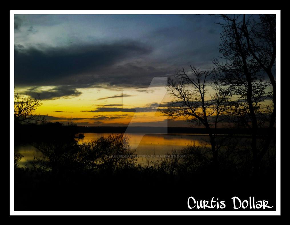 Dawn Sunset by Lakesideartist1984