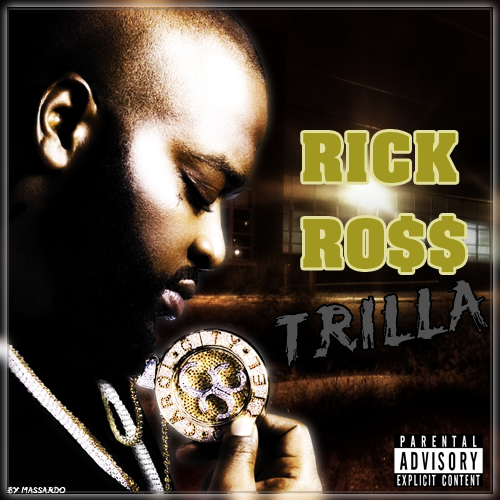 Rick Ross by massardo