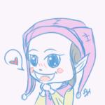 Tickled Pink Icon by DearestJester