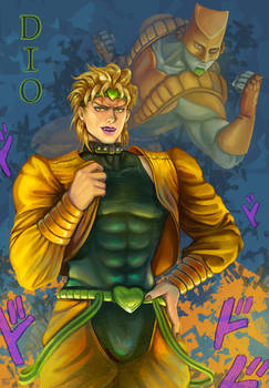 DIO painting