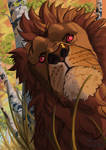 Barbo - The Pink-eyed Lion