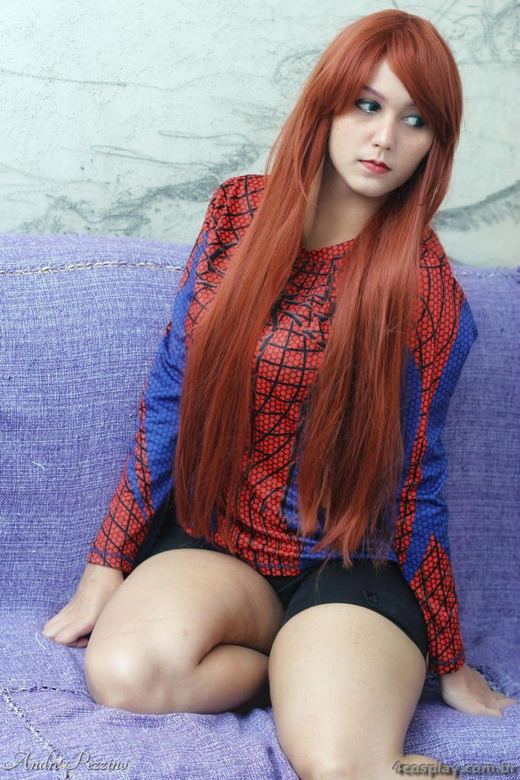 Mary Jane Cosplay 03 by Naru-Langley