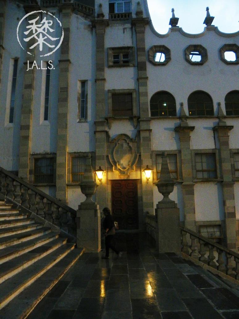 Universidad de Guanajuato by Darellos