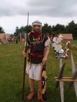 Praetorian soldier by Nialthstrasz