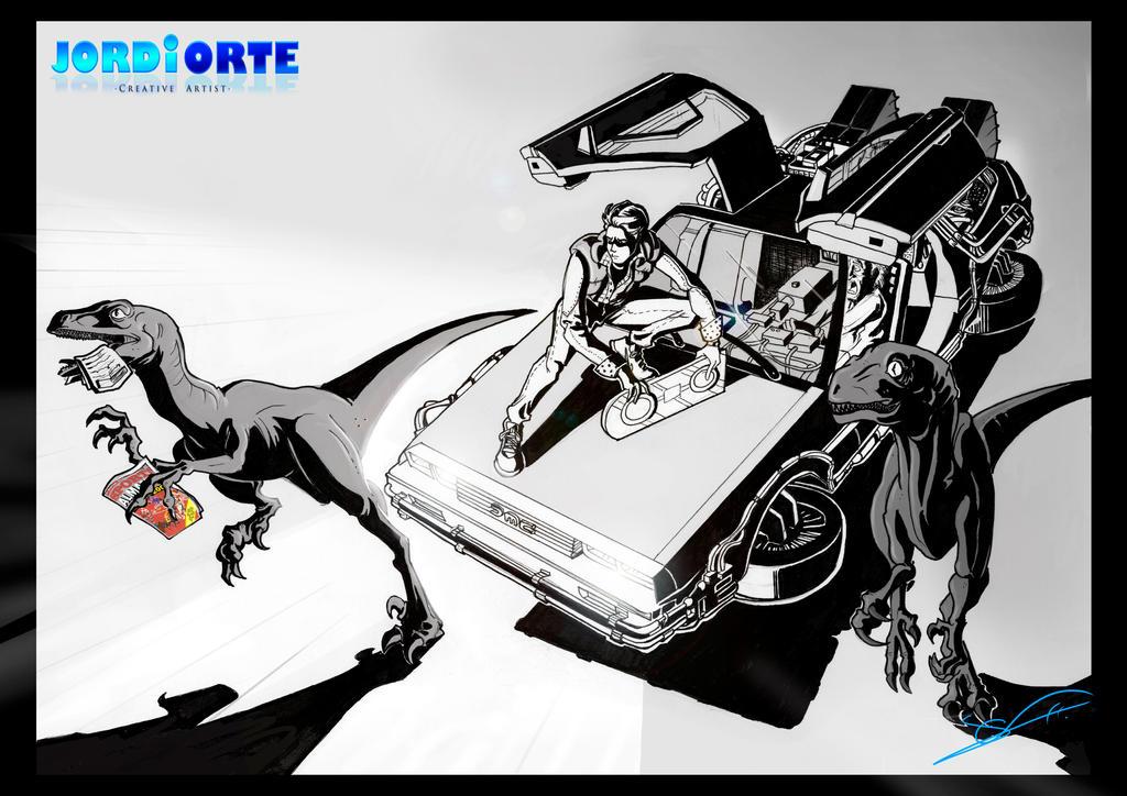 Back To The Future By Jordiorte On DeviantArt