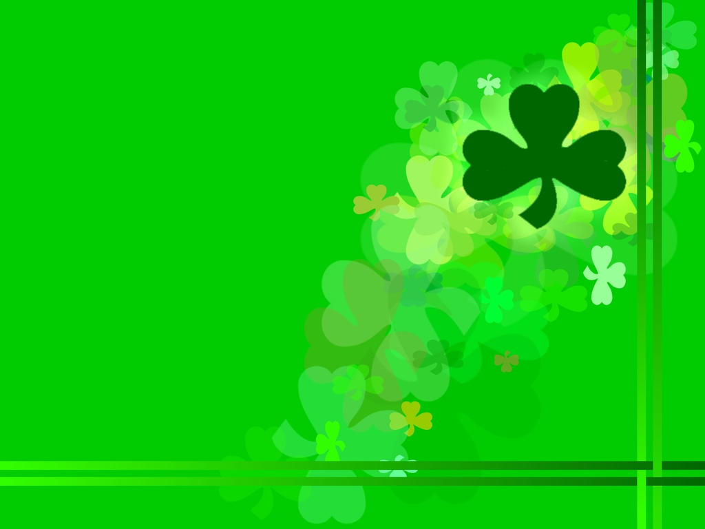 st patrick 39 s day wall by kabegami on deviantart