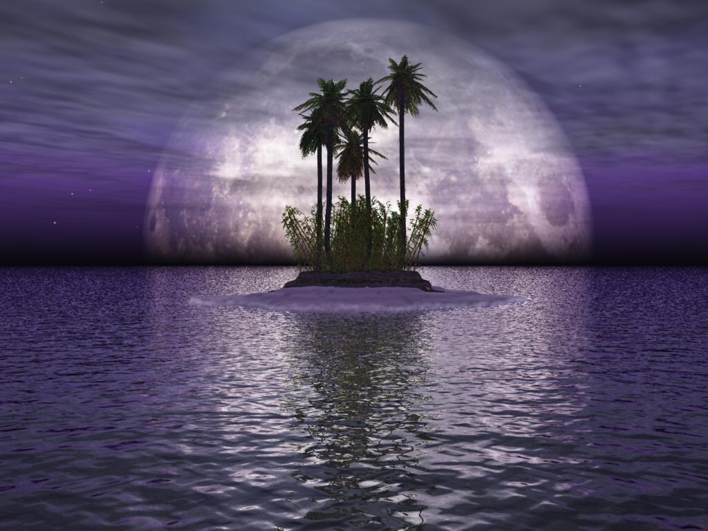 Moonrise by kabegami