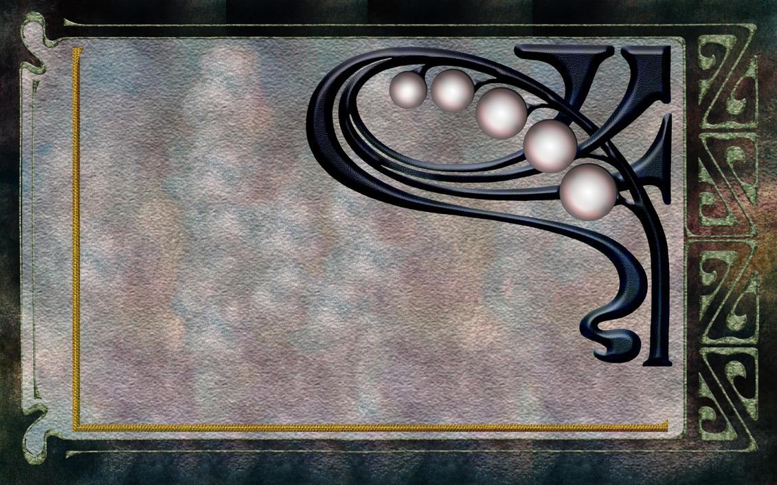 Art nouveau deco en noir et or by kabegami on deviantart for Revue art et decoration