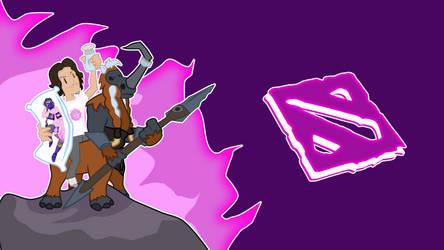 Fan-art?: Ready for battle by iiwik