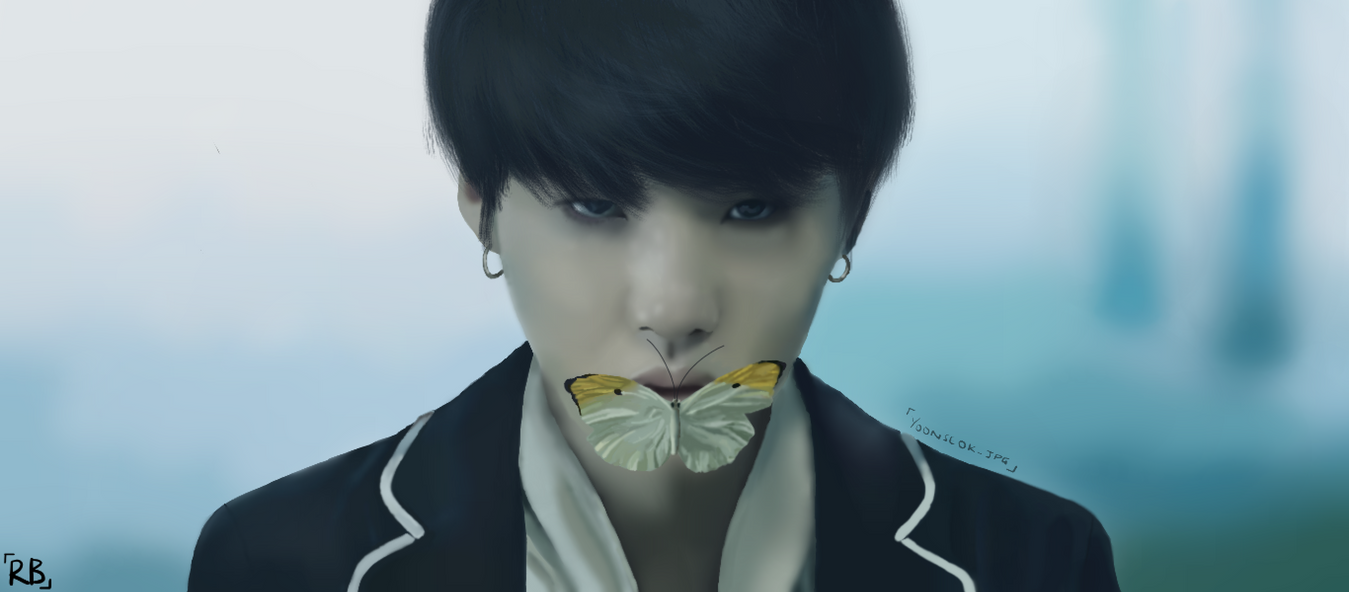 The Wings Tour : Min Yoongi by yoonseok-jpg on DeviantArt