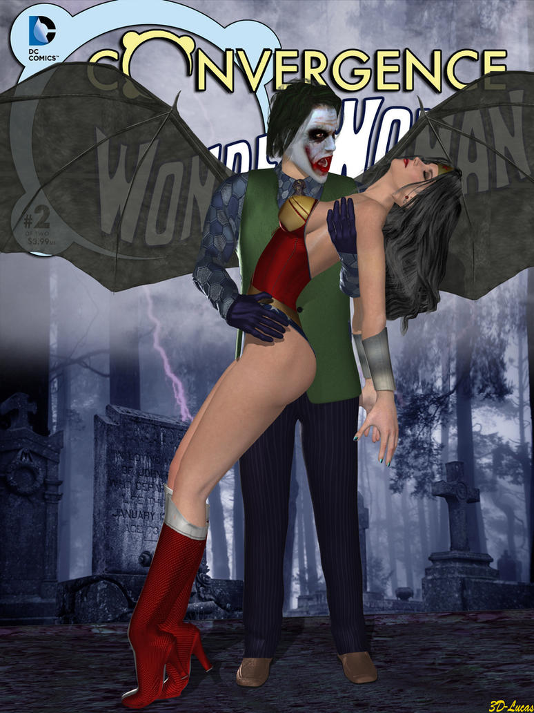 Convergence Wonder Woman by 3d-lucas