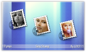 Stamp icons - Part 2 by LOX311
