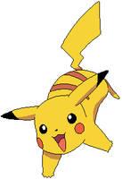 Pikachu by t3hsex0r