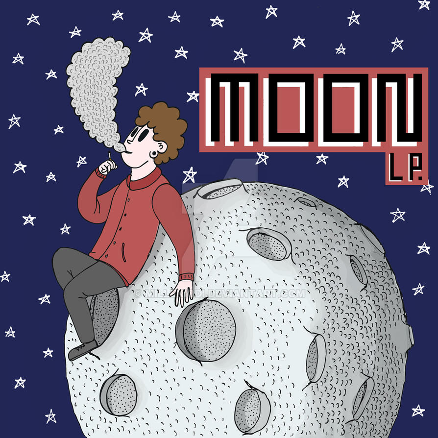 moon lp by Millekiodi
