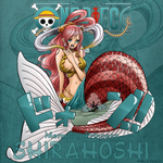 One Piece Shirahoshi