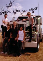 Mendella Truck Shot