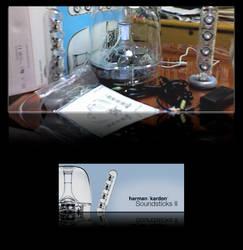 Ma New Speaker on iMac by u2bonokim