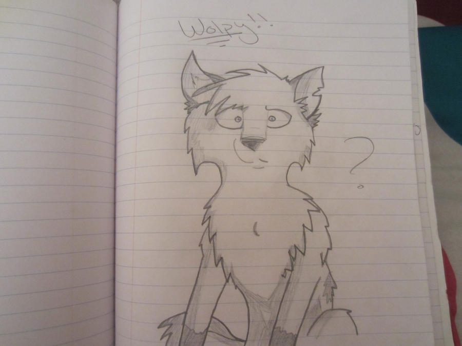 Wolpy from OMFA :D by monicasnyder16