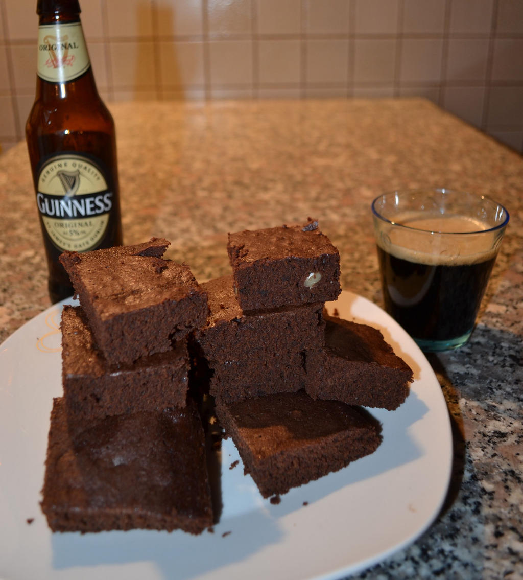 Guinness Beer Chocolate Cake