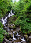 Torc waterfall by IllyDragonfly