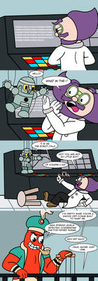 Cuphead Comic: Why Else Would He Have That?